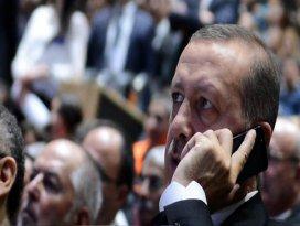 Erdoğandan Servet Tazegül'e tebrik telefonu