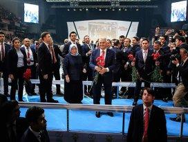 Binali Yıldırım AK Partinin 3. Genel Başkanı