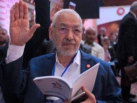 Gannuşi yeniden Nahda Hareketi Genel Başkanı seçildi