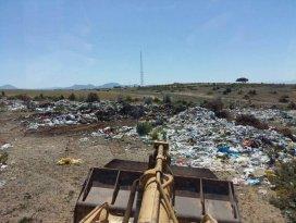 Beyşehir Belediyesi'nden çevresel adım