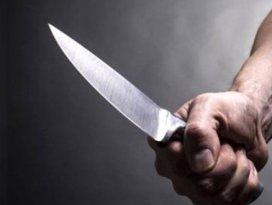 Bağcılarda bıçaklı saldırı