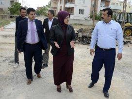 Meram'da altyapı çalışmaları sürüyor