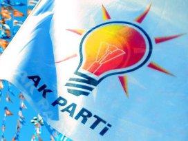 AK Parti MYKda 8 yeni isim