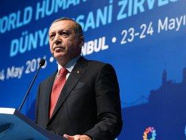 Erdoğan: Bize ikide bir kriter dayatmasınlar, burası Türkiye