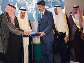 İslam Dünyası Turizm Başkenti Konya'ya büyük ödül