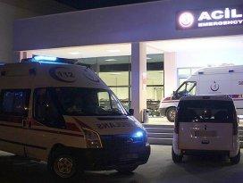 Midyatta jandarma karakoluna bomba yüklü araçla saldırı
