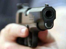 Konyada bir kişi silahla yaralandı