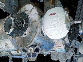 NASA uzayda oda kuruyor