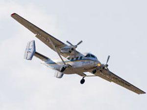 Surinamda uçak düştü:8 ölü