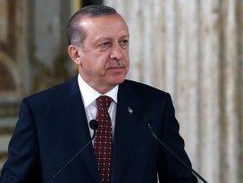 Skandal karara Erdoğandan ilk tepki