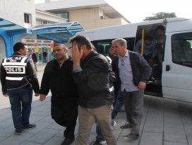 Konyada sahte özürlü raporuna sekiz tutuklama