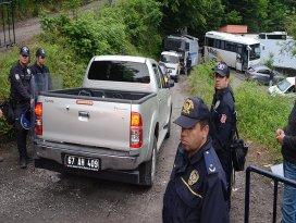 Zonguldakta kayyuma başvuran madencilere ödeme