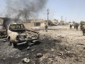 Felluce operasyonunda 70ten fazla DAEŞ militanı öldürüldü