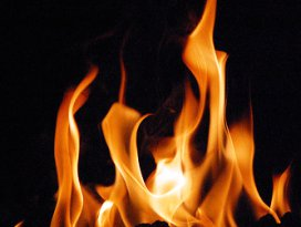 Çatalağzı Termik Santralinde yangın
