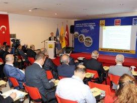 Büyükşehir'den Yerel Yönetim İhtiyaçları Fuarı'nda seminerler