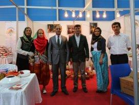 Beyşehir Belediyesi Konyadaki fuara katıldı