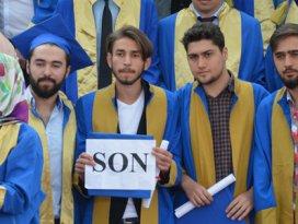 SÜ Kulu Meslek Yüsekokulunda mezuniyet töreni