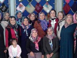 Seydişehirde ev tekstil ürünleri sergisi açıldı