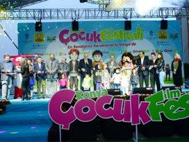 Konyada Çocuk Film Festivali coşkulu başladı