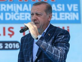 Cumhurbaşkanı Erdoğan Amerikayı kınadı