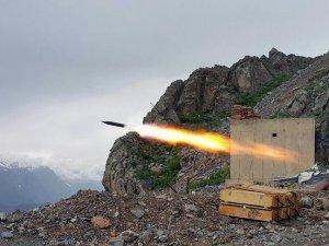 Gaziantepe düşen roketlere anında karşılık verildi