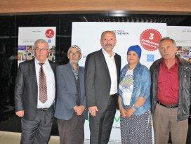 Arama Moturu filminin galası Konyada yapıldı
