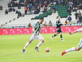 Konyasporda yerliler; gol atamadı, attırmadı