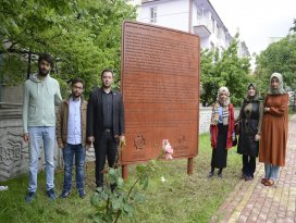 Meram'da mahalle isimleri tanıtma projesi sürüyor