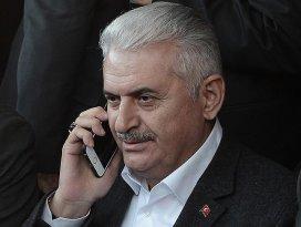 Başbakan Yıldırım Katar Emiri Sani ile telefonda görüştü