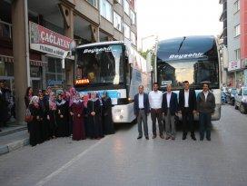 Beyşehir Belediyesi, öğrencileri ecdatla buluşturuyor