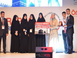 7. Arapça yarışmaları nefes kesti