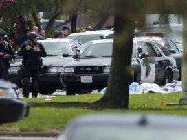 ABDde üniversitede silahlı saldırı: 2 ölü
