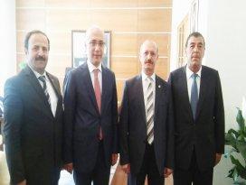 Başkan Dere'den Ankara'ya çıkarma