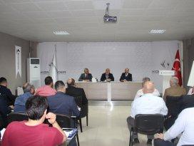 Prof. Dr. Osman Okka KONTİMDER'e misafir oldu