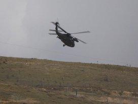 Romanyaya ait helikopter Moldovada düştü: 4 ölü
