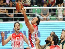 Basketbol 1. Liginde şampiyon TOFAŞ