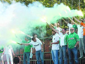 Taraftardan Konyaspora Süper Lig desteği