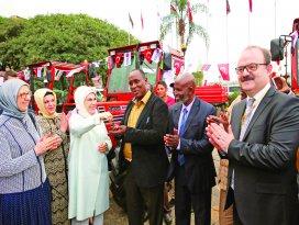 Kenyalı çiftçiler TÜMOSAN markalı traktörleri kullanacak