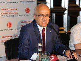 MHPye yeni genel başkan adayı: Sait Gönen