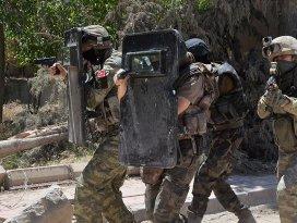 Nusaybindeki terör operasyonu tamamlandı