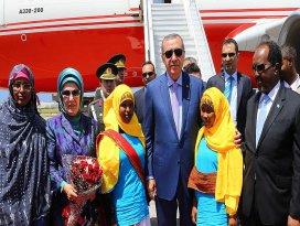 Cumhurbaşkanı Erdoğanın ziyareti Afrika basınında