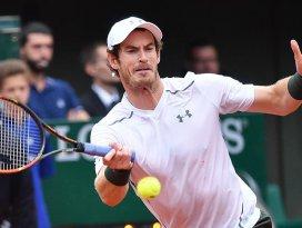 Fransa Açıkta tek erkeklerde ikinci finalist Murray