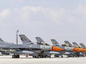 Dünyanın pilotu Anadolu Kartalında eğitiliyor