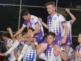 Şehit Mustafa Çetin Spor Turnuvaları sona erdi
