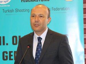 Atıcılıkta yeni başkan Ufuk Arman