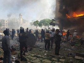 İdlibe hava saldırısı: 7 ölü, 30 yaralı