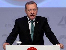 Erdoğan: Sözde Ermeni soykırımı oylaması yapacak en son ülkesiniz