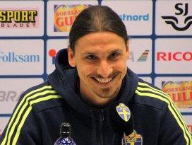 Ibrahimovicten transfer açıklaması