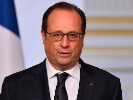 Hollande: EURO 2016nın güvenliğine yönelik tehdit sürüyor