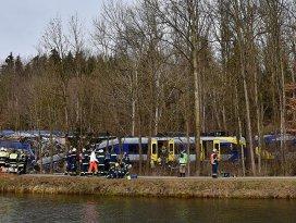 Belçikada tren kazası: 3 ölü, 40 yaralı